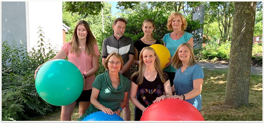 Team Physiotherapie Michels