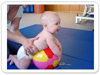 Bobath Therapie für Kinder