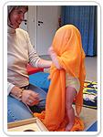 sensorische Integrationstherapie für Kinder